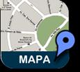 Botão de localização no Google Maps